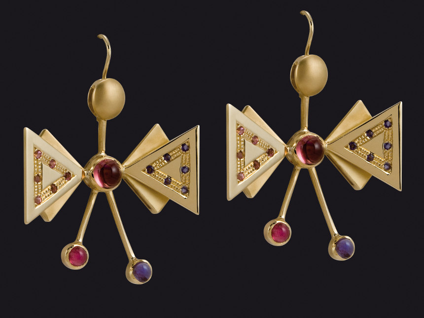 Earrings E4