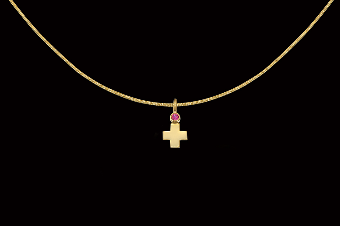 Cross C7PLAINpinksapphire
